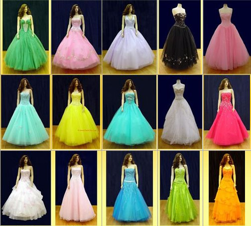 15 dresses. 15 quinceanera dresses